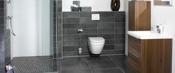 Aanleg badkamer